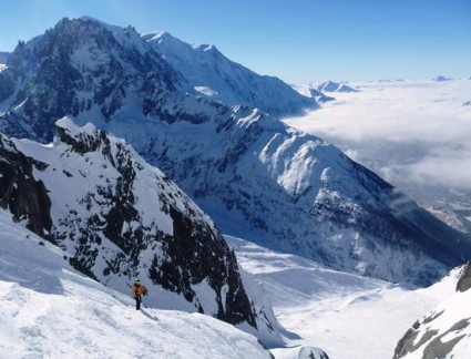 Pas de Chèvre, Chamonix, France - Snow-wise - Our guide to the best ski resorts for experts