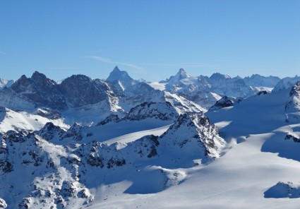 Mont Fort, Verbier, Switzerland - Snow-wise - Our guide to the best ski resorts for experts