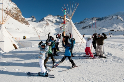 Saas-Fee, Switzerland - Snow-wise - Our guide to the best ski resorts for beginners