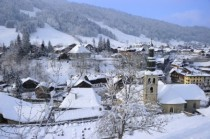 Flexible short ski breaks and ski weekends in Morzine, France
