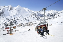 Best ski resorts for families - Obertauern, Austria