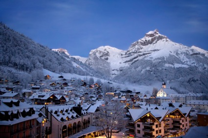 Engelberg, Switzerland - Top 5 short ski break destinations