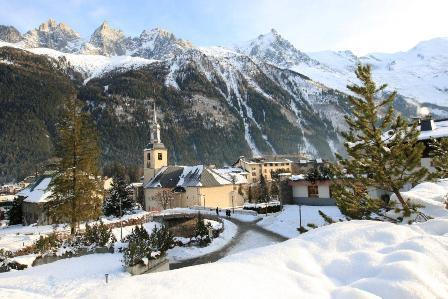 Chamonix, France - Top 5 short ski break destinations