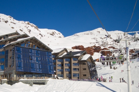 Hotel Altapura, Val Thorens, France - snow-wise - Best hotels for ultimate convenience