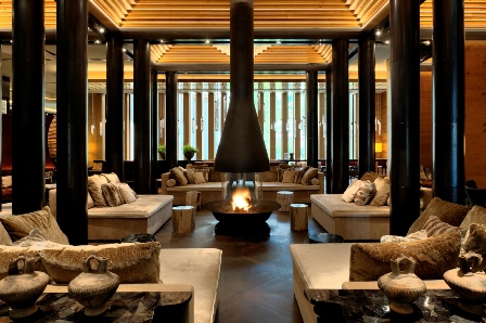 The Chedi Andermatt, Switzerland - snow-wise - Best ski hotels for contemporary luxury