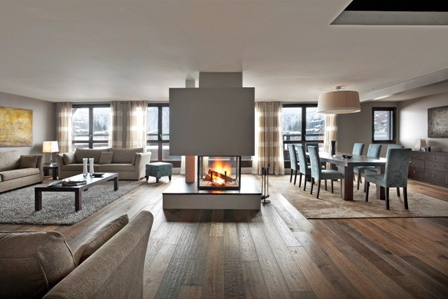 Les Suites de la Potinière, Courchevel, France - snow-wise - Best ski hotels for contemporary luxury