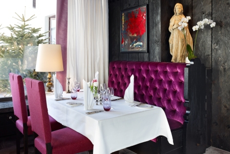 Thurnher's Alpenhof, Zürs - Best hotels for fabulous food