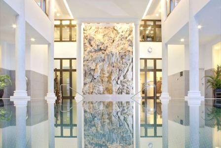Kempinski Grand Hotel des Bains, St Moritz - Best hotels for sumptuous spas