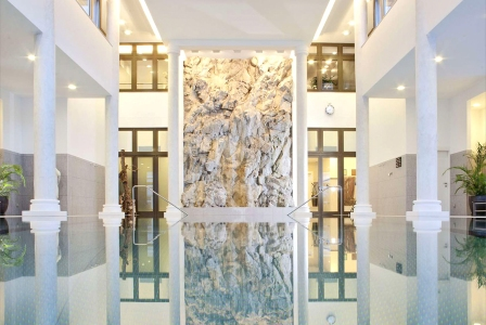 Kempinski Grand Hotel des Bains, St Moritz, Switzerland - snow-wise - Best ski hotels for sumptuous spas