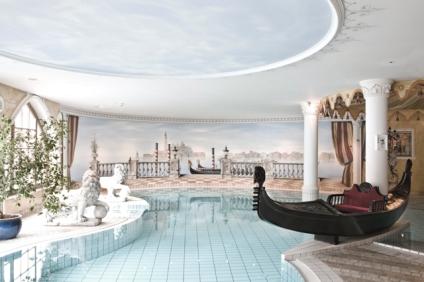 Das Central, Sölden - Best hotels for sumptuous spas
