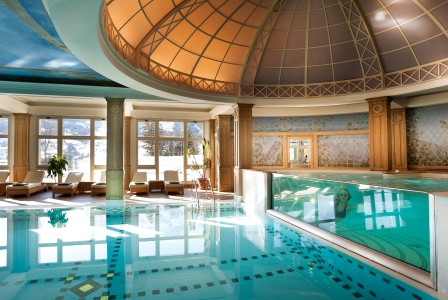 Hotel Cristallo, Cortina, Italy - snow-wise - Best ski hotels for sumptuous spas