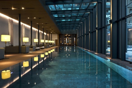 The Chedi Andermatt - snow-wise - Best ski hotels for sumptuous spas