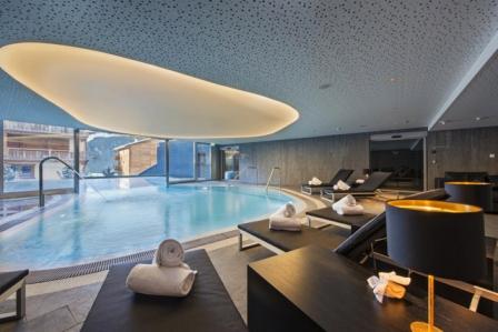 W Verbier - Best hotels for sumptuous spas