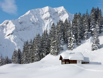Best ski resorts for powder - Warth-Schröcken, Austria