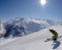 Best ski resorts for intermediates - Val d'Isère, France