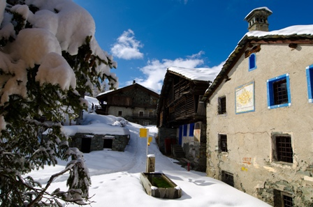Hotellerie de Mascognaz, Champoluc, Italy - snow-wise - Best ski hotels for alpine charm