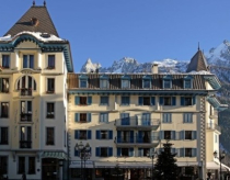 Grand-Hotel des Alpes, Chamonix, France
