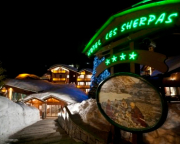 Hotel Les Sherpas, Courchevel 1850, France