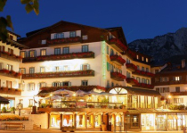 Hotel Ancora, Cortina d'Ampezzo, Italy