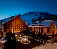 The Chedi Andermatt, Andermatt, Switzerland