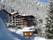 Hotel Eiger, Mürren, Switzerland