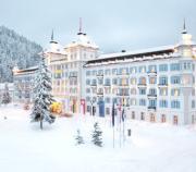 Kempinski Grand Hotel des Bains, St Moritz, Switzerland