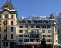 Grand Hotel des Alpes, Chamonix, France