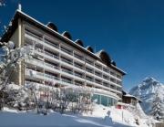 Hotel Waldegg ****, Engelberg, Switzerland - snow-wise