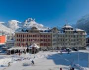 Hotel Bellevue Terminus, Engelberg, Switzerland