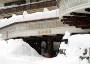 Hotel Alpina, Klosters, Switzerland