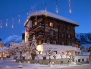 Hotel Chesa Grischuna, Klosters, Switzerland