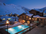 Hotel Village Montana, Tignes, France