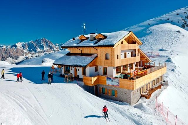 Cortina d'Ampezzo, Italy - Best ski resorts for mountain restaurants