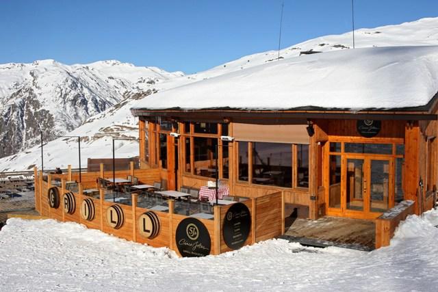 Baqueira Beret - Best ski resorts for mountain restaurants