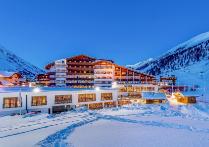 Hotel Hochfirst, Obergurgl, Austria