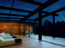 Snow-wise - Best ski hotels for honeymoons or romantic getaways - Adler Mountain Lodge *****, Alpe di Siusi, Italy