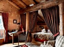 Snow-wise - Best ski hotels for honeymoons and romantic getaways - Les Fermes de Marie *****, Megève, France