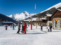 Luxury ski holidays in Val Cenis, France