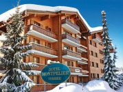 Flexible ski weekends and short breaks at the Hotel Montpelier, Verbier, Switzerland