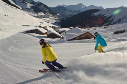 Snow-Wise - Our complete guide to Andermatt - Andermatt for intermediate skiers