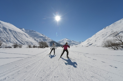 Snow-wise - The complete guide to Andermatt - Andermatt for cross country skiers