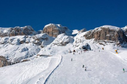 Snow-wise - Our complete guide to Arabba - Arabba's ski area