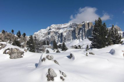 Snow-wise - Our complete guide to Arabba - Arabba's snow record