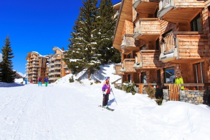 Snow-wise - Our complete guide to Avoriaz - Avoriaz, the resort