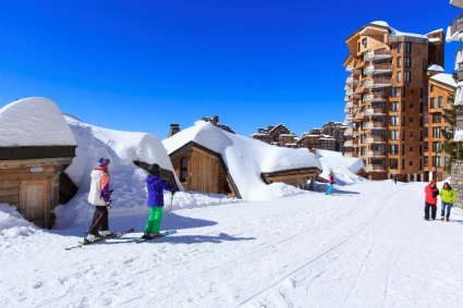 Snow-Wise - Our complete guide to Avoriaz - Avoriaz's snow record
