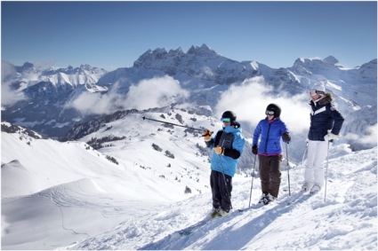 Snow-wise - Our complete guide to Avoriaz - Avoriaz for expert skiers