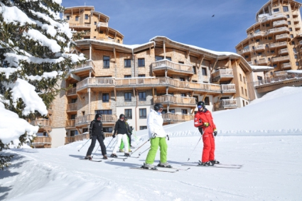 Snow-wise - Our complete guide to Avoriaz - Avoriaz for beginner skiers