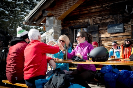 Snow-wise - Our complete guide to Avoriaz - Mountain restaurants in Avoriaz