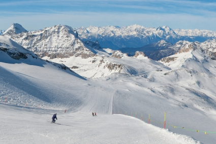 Snow-wise - Our complete guide to Cervinia, Italy - Cervinia's ski area