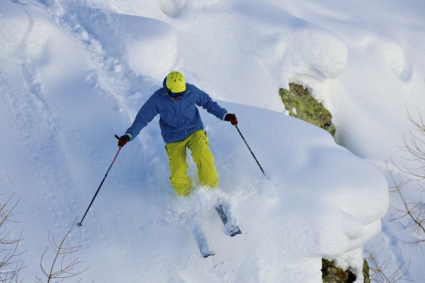 Snow-wise - Our complete guide to Cervinia, Italy - Cervinia's snow record